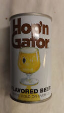 Vintage Hop'n Gator Beer Can Steel abc