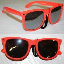 Orange Nerd 80's Sunglasses without Cord 1/2 PRICE