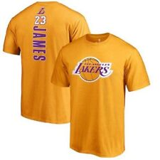 uk availability 4cec7 946fa Fanatics LeBron James NBA Fan Apparel   Souvenirs for sale   eBay