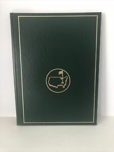 Masters Augusta National Golf Club Annual 1992 Yearbook