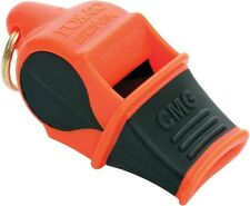 Fox 40 9203-3308 Sonik Blast CMG Emergency Survival Whistle Blaze Orange/Black
