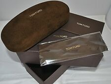 Tom Ford Spectacles Case Cloth Box Certificate
