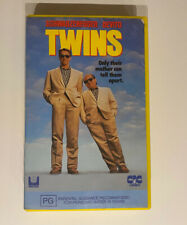 Twins [VHS] CIC Taft Video Big Box Ex-Rental Tape 1988 Schwarzenegger!
