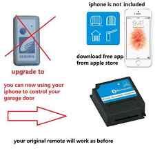 garage door remote control Gliderol GTXU 1 GTXU1 GTX27  27mhz iphone receiver