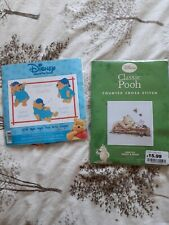 Anchor counted cross stitch kit Disney Classic Pooh DPPC101 New and Other pooh
