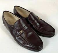 FLORSHEIM Imperial Loafer Brown Soft Leather 17116-02 Men's Sz 13D