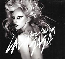 LADY GAGA - Born this way - 4 Tracks