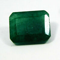 CERTIFIED Free Ship! 6 Ct Untreated Natural Emerald Genuine Loose Gemstone