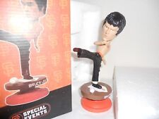 BRUCE LEE  Bobblehead SGA 2012 San Francisco SF Giants Spinning New In Box