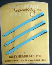 Ropa y complementos vintage original color principal azul