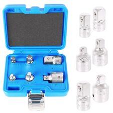 BGS Steckschlüssel Satz Adapter Nuss Set 6-tlg 1/4 3/8 1/2 auf 3/4 Zoll Werkzeug