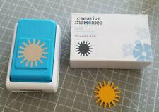 Creative Memories SUN Decorative Punch Scrapbook Tool - RARE NEVER RELEASED! NEW
