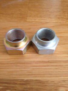 Escort/Sierra  Cosworth Front Driveshaft Nuts