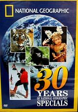 30 Years of National Geographic Specials NEW! DVD,EDUCATIONAL ,HISTORY ,TV