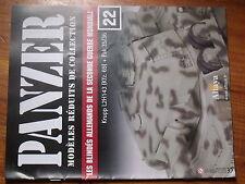$$ Fascicule Altaya Panzer Blindes allemands de la 2nd GM N°22 Krupp L2H143  Pak