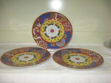 Royal Limoges Larry Laslo Collection Porzellan Porcelain 3x Kuchenteller Teller