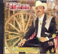 El As De La Sierra Catarino y Los Rurales CD New Sealed