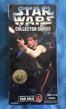 Star Wars Han Solo Collector Series 12'' figure Brand New