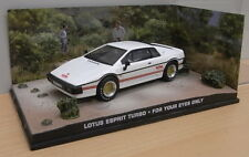 Die cast 1:43 James Bond # 68 Lotus Esprit Turbo - For you eyes only
