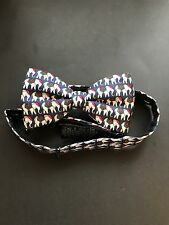 GOP Elephant Bow Tie From The American President Movie - Michael Douglas
