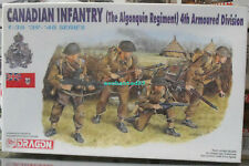 DRAGON6055 1/35CANADIAN INFANTRY (The Algonquin Regiment) 4th Armoured Division