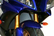 Yamaha YZF R6 2011 R&G Racing Radiator Guard RAD0067BK Black