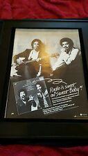 The Clarke/Duke Project Sweet Baby Rare Original Promo Poster Ad Framed!