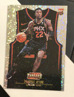 2018-19 Panini Threads #182 Deandre Ayton RC STAT Dazzle Rookie - MINT! 🔥