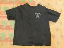 Metallica vintage Tour Local Crew T-shirt 1991 1992 Don't Tread On Us small hole