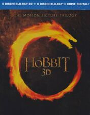 5051891132719 Warner Home Video Blu-ray Hobbit (lo) - la Trilogia (3d) (6 Blu-ra