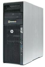8-Core HP Z620 Workstation PC Xeon E5-2670 32GB RAM 240GB SSD W10 + Konfigurator