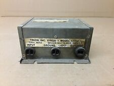 TRION HIGH VOLTAGE POWER SUPPLY 423692-001 *USED* E19320