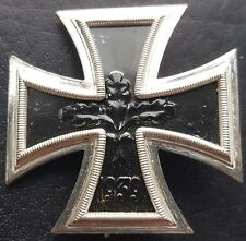 ✚7420✚ German Iron Cross First Class medal post WW2 1957 pattern MAGNETIC DEUMER