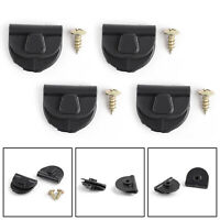 4pcs Right Side Battery Cover Clips for Sportster 2004-2018 XL883 XL1200/A5