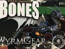 Assorted Miniatures Reaper Bones - Dungeons Dragons - Clockwork Dragon WyrmGear