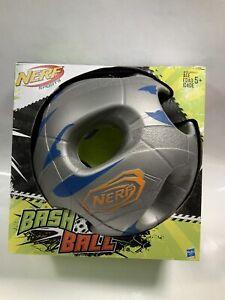 Hasbro Nerf Sports Bash Ball- Gray NEW