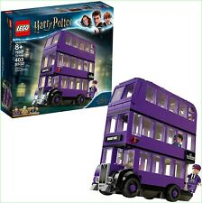 LEGO Harry Potter The Knight Bus Set (75957) NEW