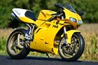 2000 Ducati Superbike  2000 Ducati 748: Collector Quality, 1700 Miles, 9.9/10, 2 Owners For Sale
