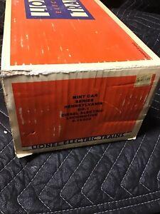 LIONEL 6-18300 MINT CAR SERIES GG-1 DIESEL ELECTRIC LOCOMOTIVE NOS