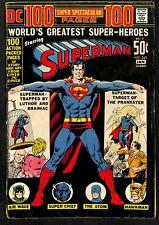 Superman #245 GD/VG 3.0 100 Page Super Spectactular!