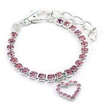 Dog Collar Cat Dog Diamonds Leash Adjustable Puppy Collar Necklace Pets Supplies