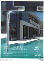 Publicité 2014 - Piscines CARRE BLEU