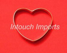 New Heart Metal Cookie Biscuit Pastry Clay Cutter Sugarcraft Tool