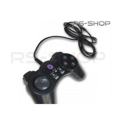 2 X Usb Con Cable Para Pc Y Mac Juego Joypad controladoras Ps Estilo 8 Way Pad D-Negro