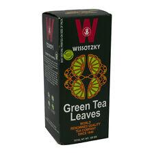 Wissotzky Granulated Loose-leaf Green Tea Leaves Kosher 125 gr