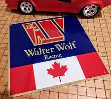 Walter Wolf Racing Lamborghini Countach Diablo Miura sign