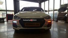LED Front DRL Sequen Turn Signal Module(Fit: Hyundai 2017+ Elantra Sport Avante)