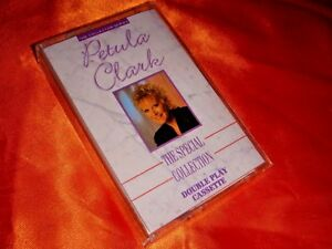 Petula Clark, The Special Collection, audio cassette, made in Australia