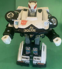 Transformers G1 Prowl, Original Autobot Highway Patrol Police, 1984 Parts Lot