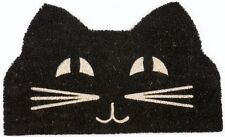 Cat Face Non Slip Door Mat